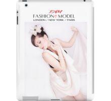 """ I AM "" Fashion Model ( Paris ) Designer iPad Case iPad Case/Skin"