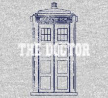 The Doctor One Piece - Long Sleeve