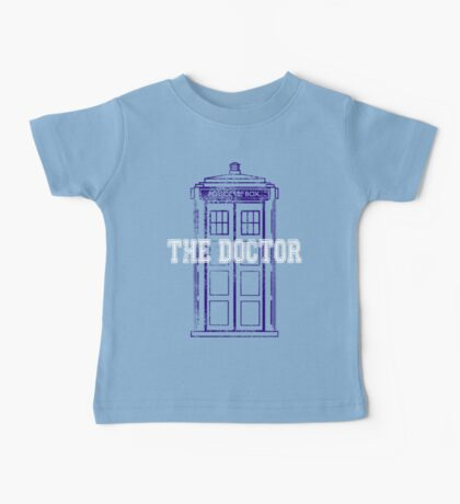 The Doctor Baby Tee