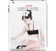 """"""" I AM """" Fashion Model ( English Rose ) Designer iPad Case iPad Case/Skin"""