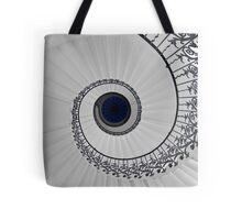 Tulip Staircase, Queens House, Greenwich, England Tote Bag