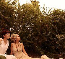 Ellie & Risa 7 by DeftFotography