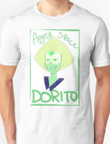 Angry Space Dorito Unisex T-Shirt