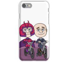 Magneto & Professor X iPhone Case/Skin