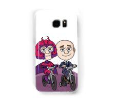 Magneto & Professor X Samsung Galaxy Case/Skin