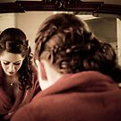 Jasmin putting on makeup by redhairedgirl