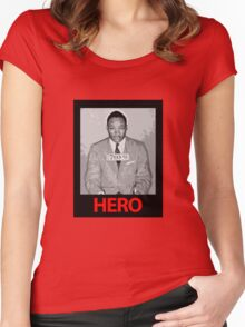 Hero Women's Fitted Scoop T-Shirt