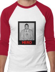 Hero Men's Baseball ¾ T-Shirt