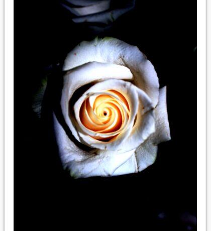 Gothic Eye Flower Sticker