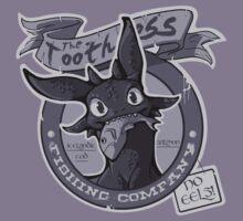 Toothless Fishing Company Kids Tee