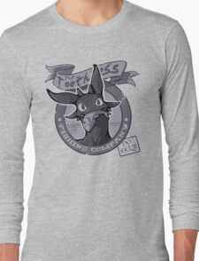 Toothless Fishing Company Long Sleeve T-Shirt