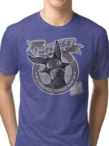Toothless Fishing Company Tri-blend T-Shirt