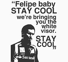 Felipe Baby, Stay Cool Unisex T-Shirt
