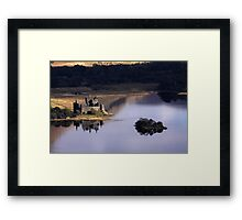 Kilchurn Castle, Loch Awe, Argyll Framed Print