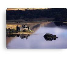 Kilchurn Castle, Loch Awe, Argyll Canvas Print
