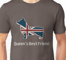 Queen's Corgi Unisex T-Shirt