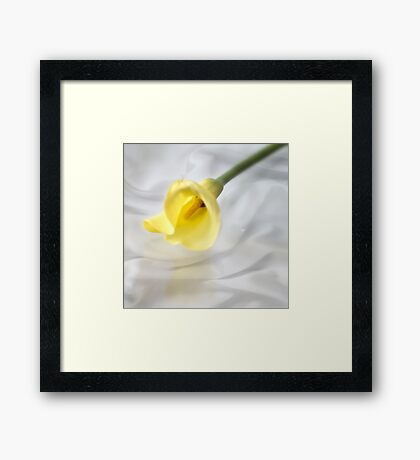Love and Tenderness Framed Print