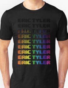 Eric Tyler Retro Rainbow Unisex T-Shirt