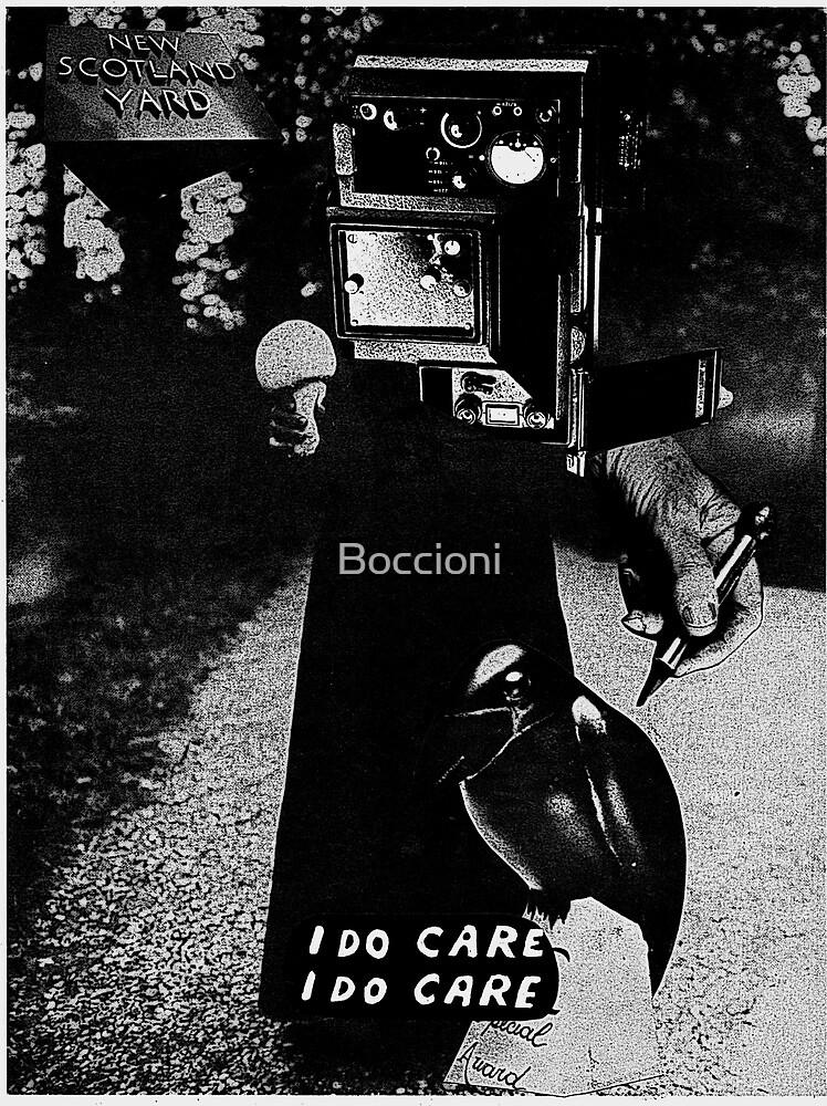 Death Cap Mushroom. by Boccioni