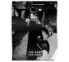 Death Cap Mushroom. Poster