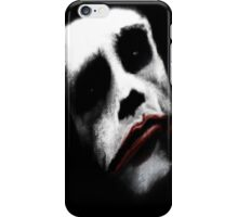 Why so serius? iPhone Case/Skin