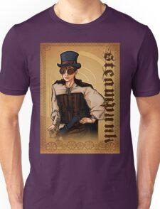 Steampunk Lady T-Shirt