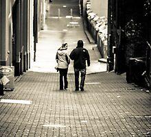 Post Alley Love by Gabriel Alan Gallant