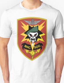 Military Assistance Command, Vietnam Crest T-Shirt