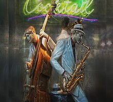 fifties cocktail jazz by E-creative