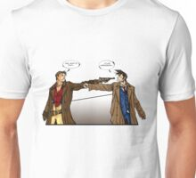 Captain Reynolds vs The Doctor Unisex T-Shirt