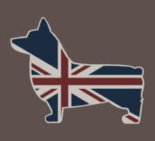 English Corgi by Raavinn