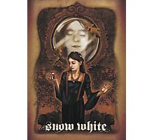 Renaissance Snow White Photographic Print