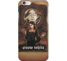 Renaissance Snow White iPhone Case/Skin