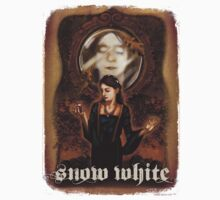 Renaissance Snow White Kids Tee