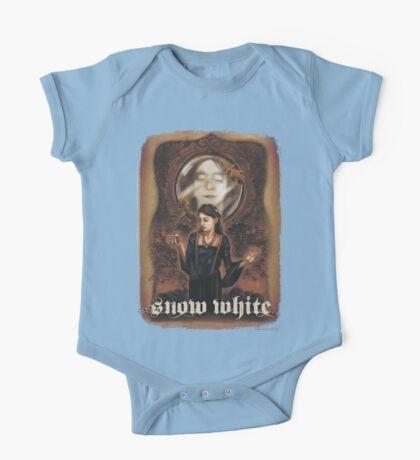Renaissance Snow White Kids Clothes