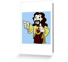 Body of Christ Greeting Card