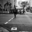 Walk the Line by Daniel Carr