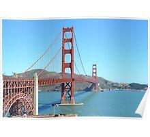 San Fran Bridge Poster