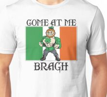 Saint Patrick come at me bro Unisex T-Shirt