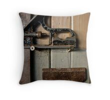 Some Kind of T-Square Throw Pillow