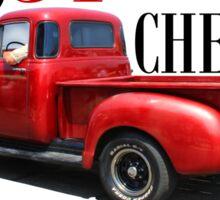 1954 Chevy Sticker