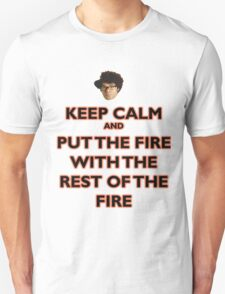 Moss from the IT Crowd T-Shirt