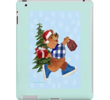 Teddy with gifts [ 2356 views] iPad Case/Skin