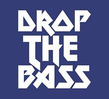 Drop The Bass (ferrum)  Womens Fitted T-Shirt