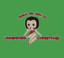 Annie: Teach Me How To Understand Christmas by huckblade