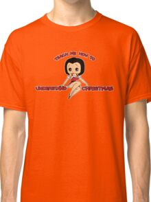 Annie: Teach Me How To Understand Christmas Classic T-Shirt