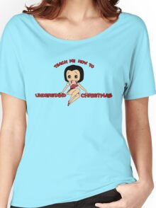 Annie: Teach Me How To Understand Christmas Women's Relaxed Fit T-Shirt