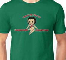 Annie: Teach Me How To Understand Christmas Unisex T-Shirt