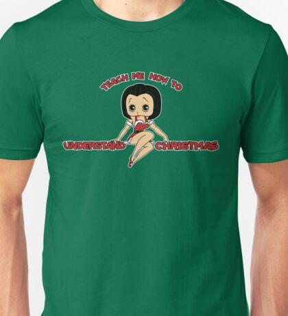 Annie: Teach Me How To Understand Christmas Unisex T-Shirt