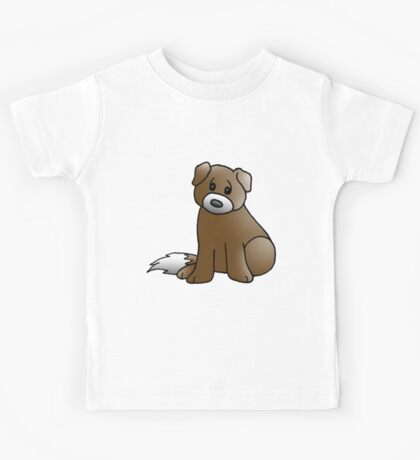 Cute Puppy Kids Tee